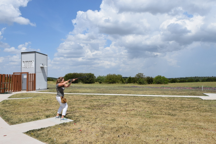 shooting skeet, skeet shooting, austin gun club, capitol clays, mcbrides skeet range, where to shoot skeet in austin, where to shoot shotguns in austin, what to wear skeet shooting