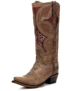 FFF - Lucchese Leila Boots