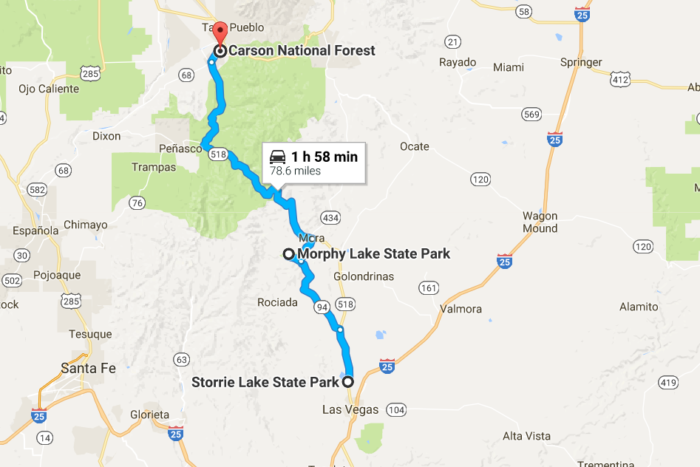 map-of-storrie-lake-morphy-lake-carson-forest